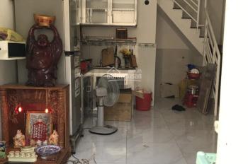 Cần bán gấp nhà tại đường 28 thuộc P6, GV nhà 2 tầng kiên cố giá 2tỷ100
