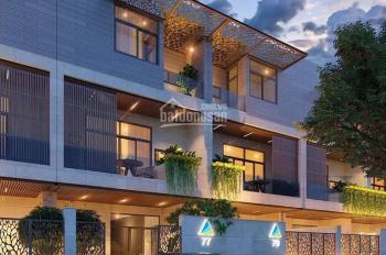 Nhà tiêu chuẩn 5 sao, TTTP Đà Nẵng, view sông hàn, thích hợp nghỉ dưỡng, Marina Complex