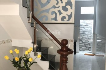 Bán nhà mới xây đường Tùng Thiện Vương, Phường 12, Quận 8, 2 lầu sân thượng, giá: 3,8 tỷ