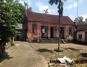 Chuyển nhượng nhà đất số 2372 tại xóm Nguộn, Dương Thành, Phú Bình, Thái Nguyên