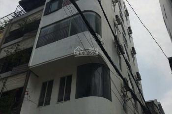 Bán nhà 2MT Đinh Tiên Hoàng, P1, quận Bình Thạnh, DT 80m2, 6 lầu thang máy. Giá 27 tỷ