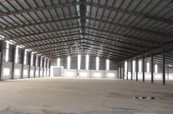 Cho thuê kho xưởng 6.000m2 mới xây tại KCN Vĩnh Lộc. Giá 104.22 nghìn/m2/th