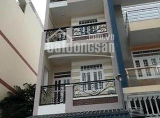 Cần bán gấp căn nhà hẻm 6m Hoàng Văn Thụ, Tân Bình 4x17m - trệt, 2 lầu, sân thượng giá 10,5 tỷ