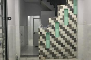 Nhà hẻm Dương Bá Trạc P. 2, Q. 8, nhà mới 3x11m. Giá 3,35 tỷ (T/L)