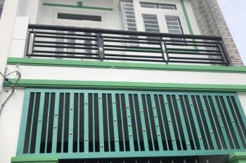 Cần bán gấp căn nhà MT đường Trường Chinh, P. Tân Thới Nhất, Q. 12, 4,2m x 19m, 2 lầu, 12,8 tỷ