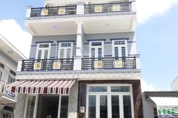 Bán nhà mặt tiền chợ đối diện trường học P15 Q8, 3.5x16m, trệt 2 lầu 1 sân thượng, giá chỉ 4.7tỷ