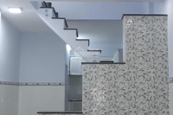 Bán nhà 2 mặt hẻm Hậu Giang, Q6, 3.5x10m, giá chỉ 2.95 tỷ, hỗ trợ vay NH 70%