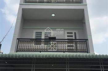 Nhà 6x14m, 02 lầu, gần trường Nguyễn Thị Nuôi, xã Thới Tam Thôn, Hóc Môn