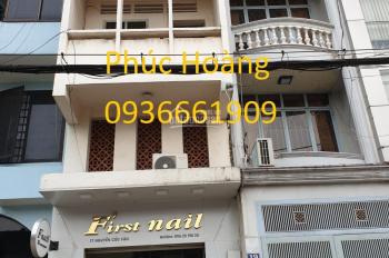 Nhà MT khu phố Nhật, Thái Văn Lung, Phường Bến Nghé, Quận 1, trệt, 3 lầu, DT 8.2mx10m, giá 27 tỷ