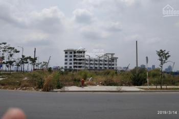 Cho thuê nhà thuộc DA CII Lakeview 2, diện tích 385m2, 1 hầm 1 trệt 3 lầu, giá 58 tr/th. Hoàng
