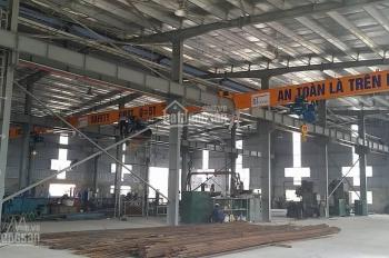Cho thuê kho xưởng DT 1000m2,  3000m2, 4000m2, 10.000m2 KCN Quang Minh, Mê Linh, Hà Nội