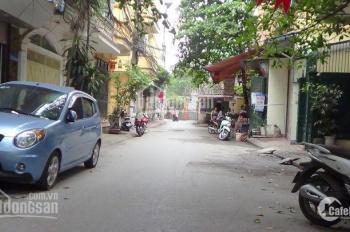 Giao nhà đẹp, mặt phố nhỏ Kim Ngưu, 5 tỷ, 48m2, MT 6m, 2 tầng, KD, vỉa hè, ô tô, LH 0975321109