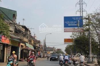 Bán nhà mặt phố Mai Động, Hoàng Mai, KD, ô tô, DT 96m2 chỉ 7.3 tỷ