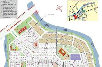 Bán nền đất sổ đỏ KDC Phú Lợi, P7, Q8, 4x24m 3,3 tỷ, 5x22m 3,3 tỷ hướng Đông Nam, gọi 0909622373