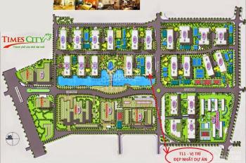 Cần bán shophouse tầng 2 T11 Time City, nằm giữa ngã tư T11 và Park1 132m2. LH: 0988.406.797