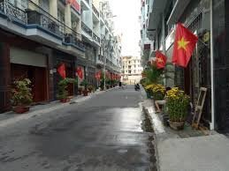 Bán nhà hẻm 8m Nguyễn Phúc Chu, P15, Q. Tân Bình