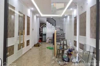 Cho thuê nhà 5 tầng, 55m2, 14 triệu/th, phố Trần Quý Kiên. Nội thất đầy đủ