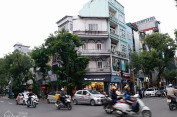 Nhà mặt phố Lê Văn Hưu - Ngô Thì Nhậm, Hai Bà Trưng. DT 70m2 x 7T, 2 MT, vỉa hè 4m, có thang máy