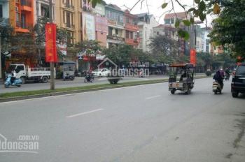 Cho thuê nhà mặt phố Nguyễn Phong Sắc tiện kinh doanh
