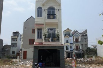 Bán nhà 3 lầu 1 trệt, khu dự án Phú Hồng Thịnh, diện tích 64m2, gần đường Mỹ Phước Tân Vạn