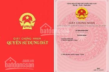 Bán đất thổ cư sổ đỏ chính chủ số 252 mặt đường Nguyễn Xiển, DT: 600m2, MT 15m: 0988844074