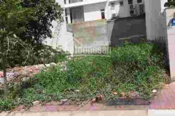 Bán đất hẻm 50 đường Quang Trung, phường An Lạc, đối diện trường tiểu học An Lạc, DT 94.6m2. Thổ cư