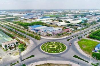 Bán đất trung tâm Nhơn Trạch, 100m2, 700tr, sổ riêng, TC 100%, 0908876898
