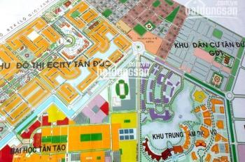 Bán đất nền KDC Tân Đức giá cạnh tranh, SHR, xây dựng tự do