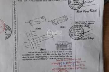 Bán căn nhà 1 trệt 2 lầu phường Tam Bình, DTXD 86.4m2, DTSD 150m2. Nhà chính chủ