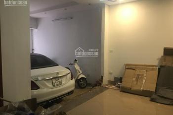 Chính chủ cho thuê nhà ngõ 232 Tôn Đức Thắng, 90m2 x 4T có gara ô tô giá 30tr/th, LH: 0903215466