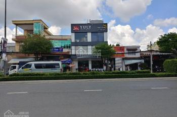 Bán nhà 1 trệt, 2 lầu, mặt tiền đường 30 Tháng 4, chiều ngang trên 7m, gần Vincom Xuân Khánh