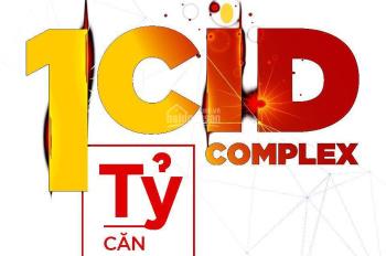 Bán cắt lỗ 2 căn: CT1_1602 & CT1_1607, ICID Complex, ký trực tiếp CĐT, giá 1.2 tỷ