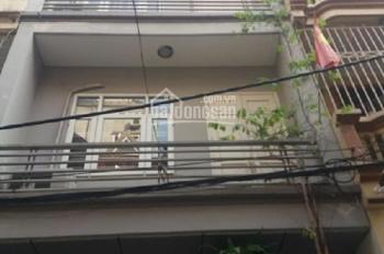 Cho thuê nhà ngõ 78 phố Duy Tân, DT 60m2, 5 tầng, ngõ rộng 10m, khu tập trung các VP công ty