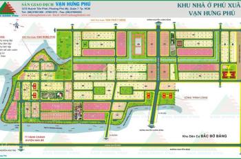 Đất nền KDC Phú Xuân Vạn Phát Hưng giá tốt đầu tư, mặt tiền Nguyễn Lương Bằng, 33tr/m2, 0942707178