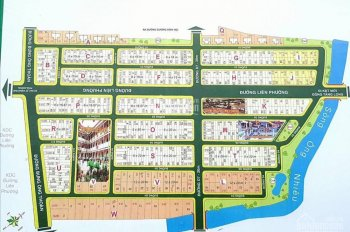 Bán đất Sở Văn Hóa Thông Tin, P. Phú Hữu, Q. 9 - Sổ đỏ, 5x20m, giá 44.5 tr/m2 - 0909128189