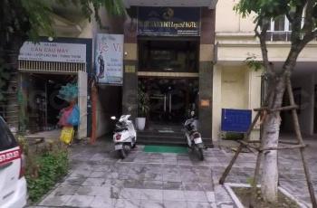 Cho thuê nhà mặt phố Phùng Hưng 41m2, tầng lửng 4m