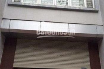 Nhà ngõ 193 đường Trung Kính, DT 70m2 x 6 tầng thông, lô góc 2 mặt tiền, đường vào 10m