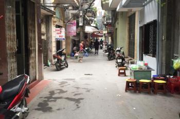 Bán nhà 2 tầng ngõ 46 Lạch Tray (ngõ Lý Tiêm), Hải Phòng, ngõ kinh doanh buôn bán được
