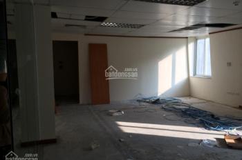 Cho thuê văn phòng quận Cầu Giấy, Hoàng Đạo Thúy 80m2, 175m2, 200m2, 800m2 giá 140.000 đồng/m2/th