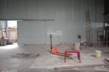 250m2 xưởng tôn lạnh Nguyễn Xiển xe container lùi tận cửa, giá cực tốt: 098 590 2886