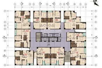 Bán suất ngoại giao N04B NGD giá chỉ từ 24.5 tr/m2, nhân nhà và có sổ đỏ ngay, view Tây Hồ Tây