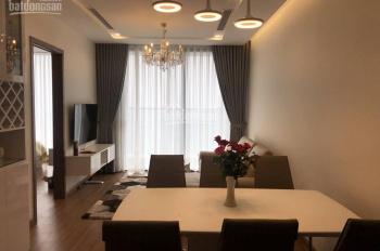 Cho thuê CHCC Vinhomes Liễu Giai, căn hộ 55m2, 1PN, vừa xong nội thất. LHTT: C.Huyền 0896652965