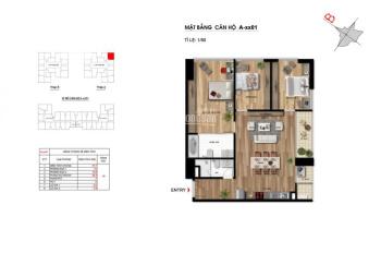 Bán chung cư Imperia Garden căn góc 98m2, 3 phòng ngủ, 3,6 tỷ. LH: 0947945368