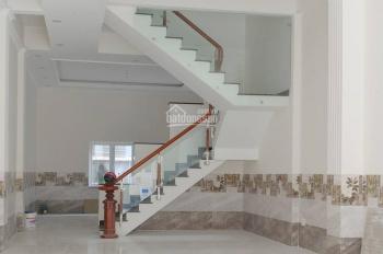 Cho thuê nhà Gò Vấp KDC Cityland, 5*20m - 4 tầng, full nội thất. LH 0909611113