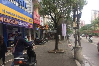 Mặt phố Nguyễn Phong Sắc 60m2, 5 tầng, mặt tiền 4,5m. 20 tỷ