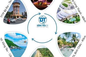Mở bán 30 lô mặt tiền đường Bạch Đằng, thị Trấn Long Hải chỉ từ 6 tr/m2 LH: 0934310331