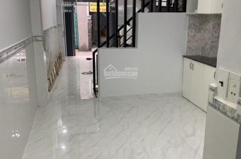 Cần bán nhà hẻm Dương Bá Trạc, P. 2, quận 8, DT: 41m2, giá 4,4 tỷ
