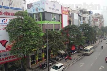 Bán nhà 5 tầng mặt phố Lê Thanh Nghị, MT 6m, vỉa hè rất rộng, cho thuê giá khủng. LH 0961.93.1919