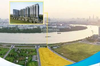 Căn hộ ven sông đẹp nhất Sài Gòn - cạnh bên Đảo Kim Cương, thanh toán 20% nhận nhà, chiết khấu 3-5%