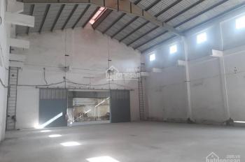 Thuê kho, nhà xưởng Quận 7 900m2 độc lập, đạt chuẩn địa chỉ 250 Bùi Văn Ba, Q. 7 gần KCX Tân Thuận